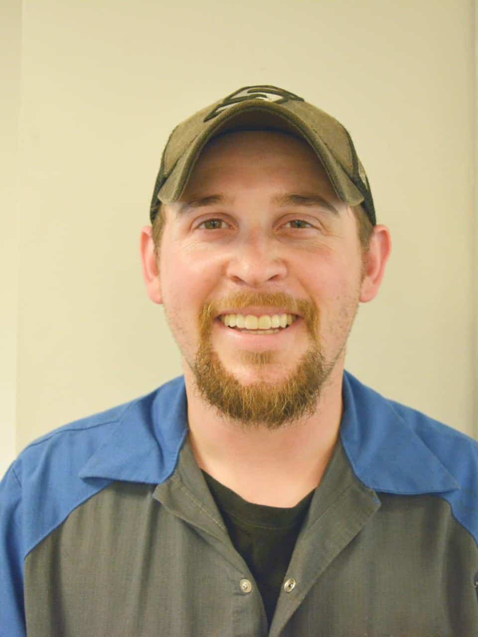 Brandon Kaiser : Apprentice Technician