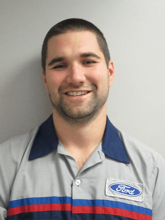 Brandon MacDonald : Service Technician